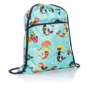 NEW mermaid cinch bag from Thirty one